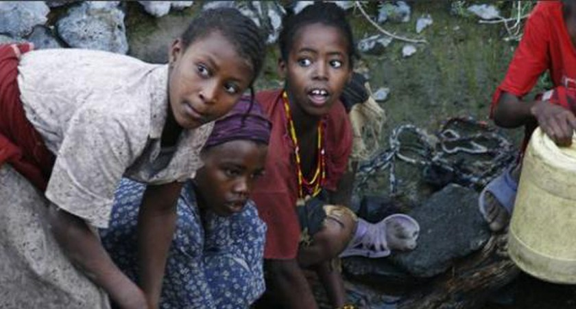 Image by Alex Stonehill. Ethiopia, 2008. Pulitzer Center.