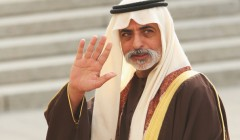 Sheikh Nahyan bin Mubarak Al Nahyan. October 19, 2012 - Source: Sean Gallup/Getty Images Europe)