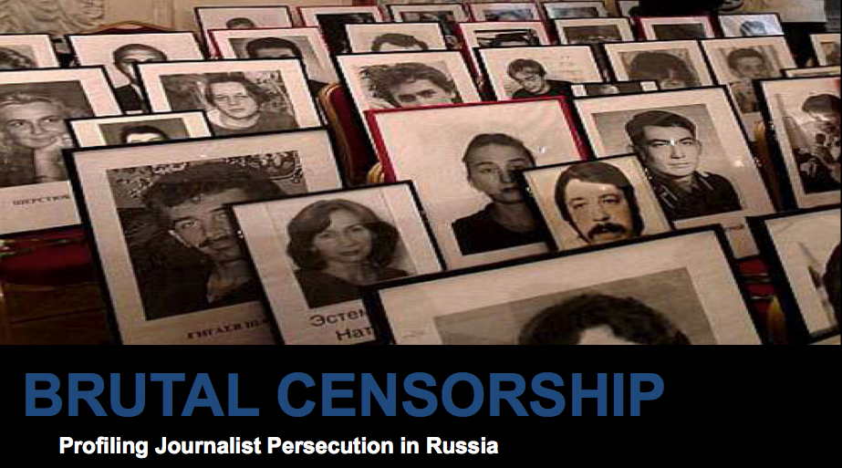 "Image courtesy of Caucasian Knot from Fatima Tlisova's presentation ""Brutal Censorship."""