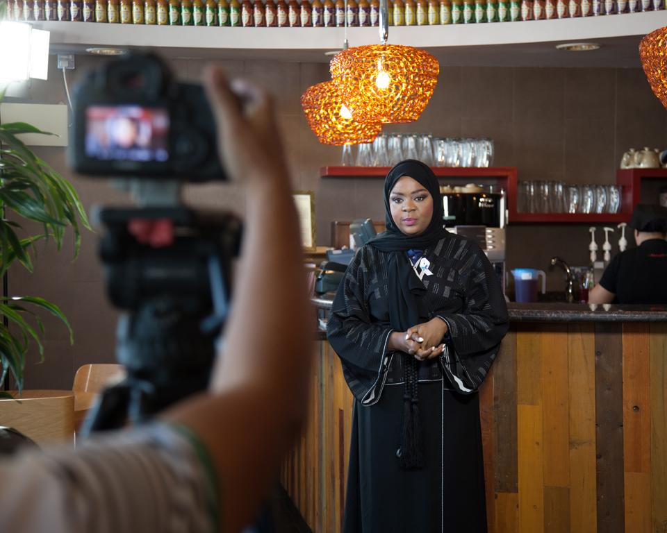 Hanadi Hassan Qatar